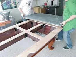 Pool table moves in Farmington Missouri